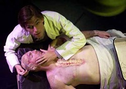 CAST - MAD SCIENTIST AT WORK: CAST's performance of Monster: The True Story of Frankenstein