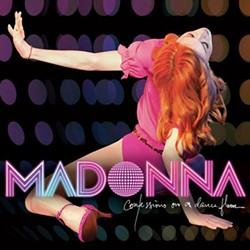 WARNER BROS/WEA - Madonna: Cultural contortions on a dancefloor.