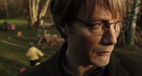 Mads Mikkelsen in The Hunt (Photo: Magnolia Pictures)
