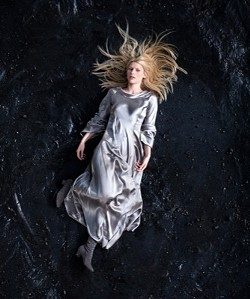 DAVID JAMES / PARAMOUNT - MAGICAL: Claire Danes in Stardust, the summer's best movie
