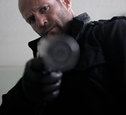 DAN SMITH / OPEN ROAD FILMS - MAKE HIS DAY: Jason Statham in Killer Elite