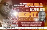 Malik Yoba takes a Stand