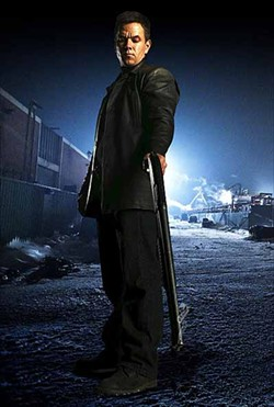 FOX - MAN ON A MISSION: Mark Wahlberg as Max Payne