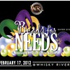 Mardi Gras at Whisky River