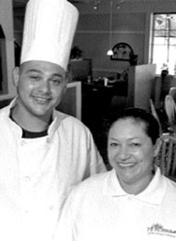 RADOK - Mario Herrera and Natalia Herrera at their Matthews - restaurant, Mi Tierra
