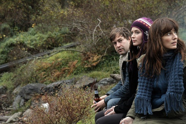 Mark Duplass, Emily Blunt and Rosemarie DeWitt in Your Sister's Sister (IFC Films)