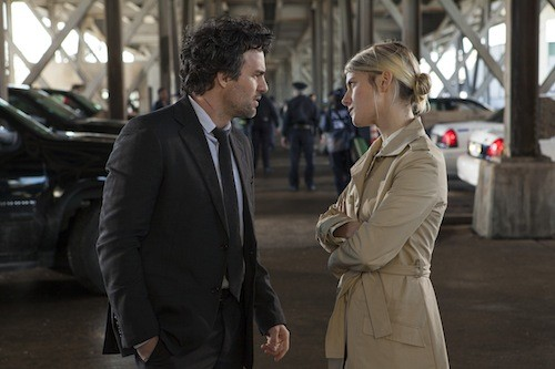 Mark Ruffalo and Mélanie Laurent