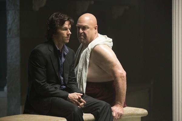 Mark Wahlberg and John Goodman in The Gambler (Photo: Paramount)