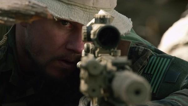 Mark Wahlberg in Lone Survivor (Photo: Universal)