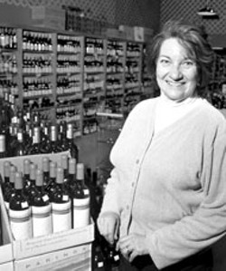RADOK - Martha Faulkner of The Wine Shop on Park Road