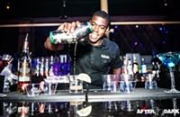 Martini Madness @ Label, 8/23/2013