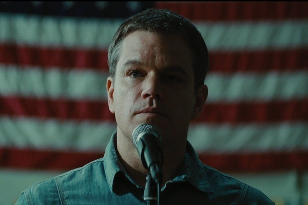 Matt Damon in Promised Land (Photo: Universal)