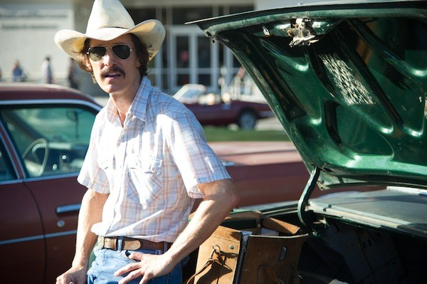 Matthew McConaughey in Dallas Buyers Club. (Photo: Focus Features)