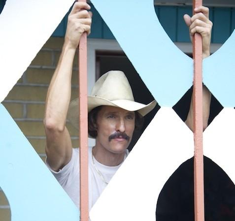 Matthew McConaughey in Dallas Buyers Club (Photo: Universal)