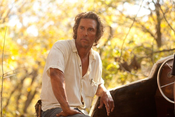 Matthew McConaughey in Mud (Photo: Lionsgate)