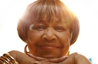 Mavis Staples brings Soul to the McGlohon Theater (3/30/12)