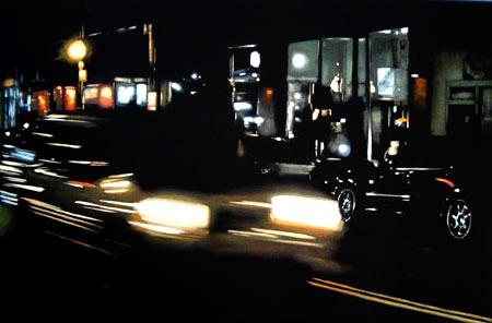 "Maxx Morgan's ""Night Series No. 68 Atlanta"""
