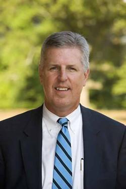 ANGUS LAMOND - Mayoral candidate John Lassiter