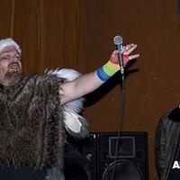 Me, Myself & I Fest at Snug Harbor, 11/30/2013