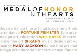Medal of Honor in the Arts