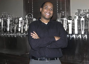 Meet Aman Boyd, local food buyer/pizza maker