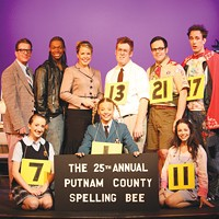Meet Charlotte's new alpha slob at The 25th Annual Putnam County Spelling Bee