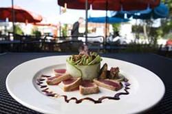 ANGUS LAMOND - MEET ME ON THE PATIO: Tuna niçoise