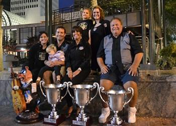 Meet the Q-City Charlotte BBQ Championship winners