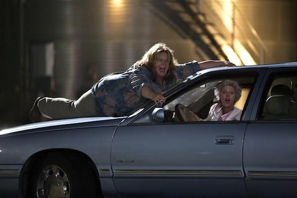 Melissa McCarthy and Susan Sarandon in Tammy (Photo: Warner Bros.)