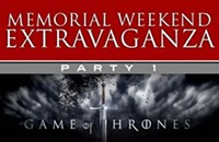 A smattering of Memorial Day weekend parties