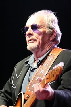 Merle Haggard (Cabarrus Arena, Aug. 22)