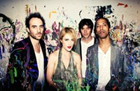 Metric at The Fillmore tonight (9/17/2012)