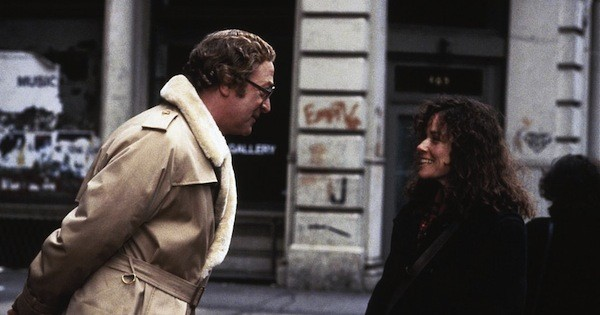 Michael Caine and Barbara Hershey in Hannah and Her Sisters (Photo: MGM/Fox)