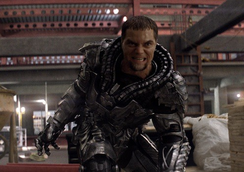 Michael Shannon in Man of Steel (Photo: Warner Bros.)