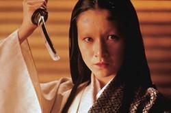 COURTESY OF THE CRITERION COLLECTION - Mieko Harada in Akira Kurosawa's Ran