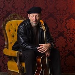 MILLENNIUM MUSICIAN: Richard Thompson