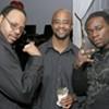 Mingleberry Anniversary Party @ Kiss Lounge, 2/20/09