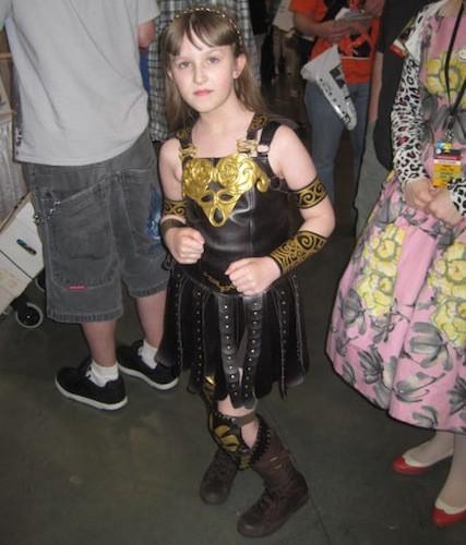 Mini-Xena: Warrior Princess