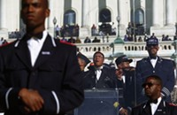 Face the 'Nation': Louis Farrakhan