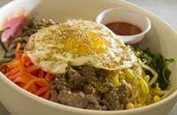 Eastside eastern: Korean Restaurant, Pho Huong Que