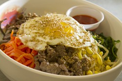 ANGUS LAMOND - MIXED UP: BiBimbap