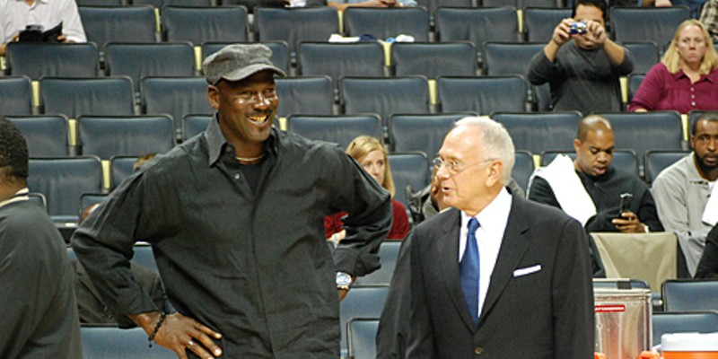 MJ Bobcats Break Blog pic
