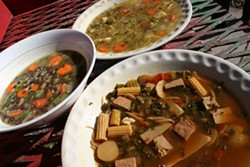 CATALINA KULCZAR. - MMM-MMM GOOD! Healthy soups from Berrybrook Farm.
