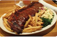 Zink has all you can eat BBQ-'nuff said