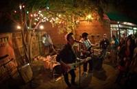Modern Primitives' garage rock for charity - Tonight @ Snug Harbor