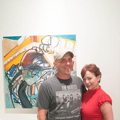 Mona Gallery, 6/19/2014
