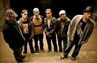 Monophonics at the Double Door Inn tonight (5/17/2012)