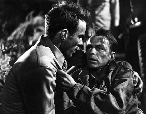 Montgomery Clift and Frank Sinatra in From Here to Eternity (Photo: Sony)