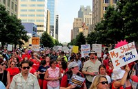 Moral Monday-style movements emerge in South Carolina, Georgia