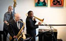Jazz at the Bechtler series will blow your top
